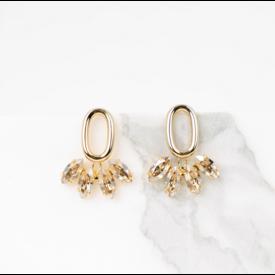 Souvenir de pomme Earring