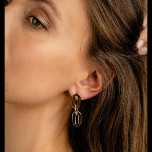 Souvenir de pomme Earrings Souvenir de Pomme