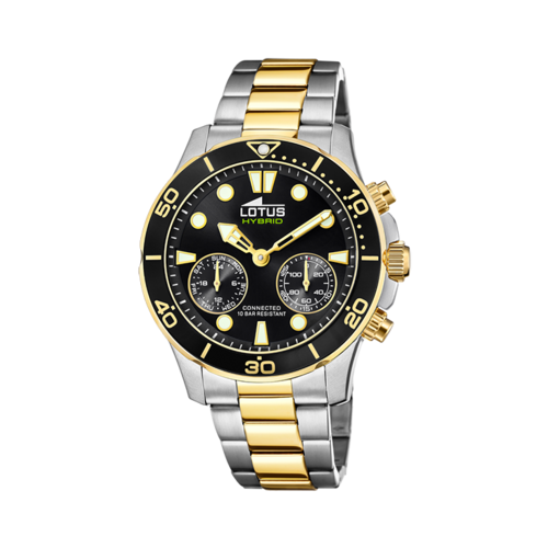 Lotus Lotus Hybrid Smartwatch