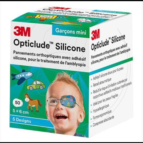 3M Opticlude Boys Mini