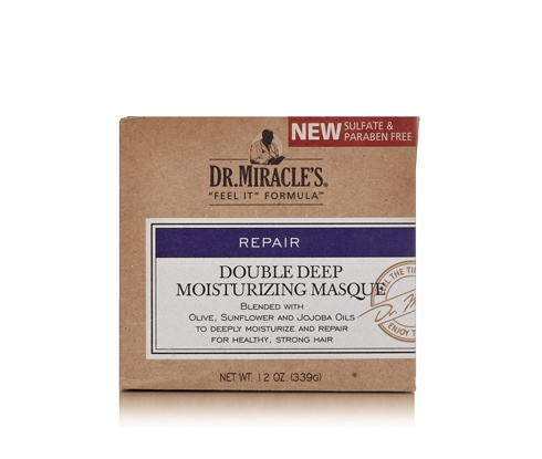 Dr. Miracle Double Deep Moisturizing Masque