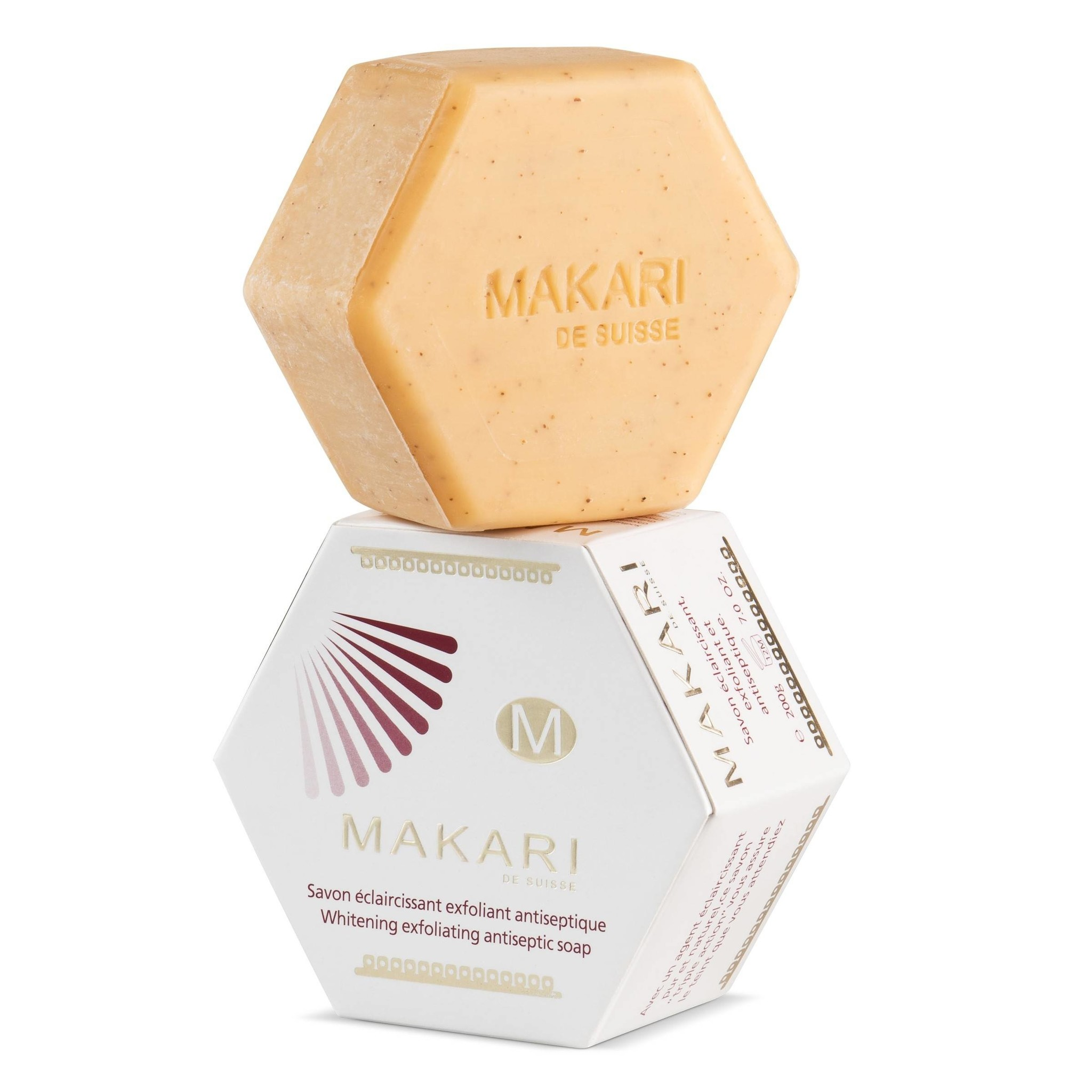 Makari Makari BRIGHTENING EXFOLIATING SOAP