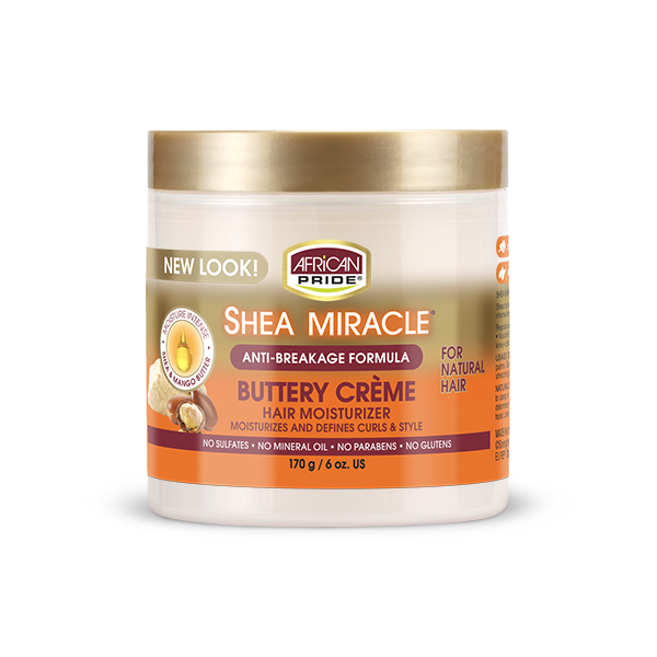 African Pride African Pride Buttery Creme Hair Moisturizer
