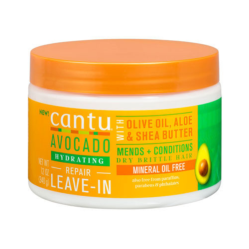 Cantu Beauty Cantu Beauty Avocado Hydrating Repair Leave-In