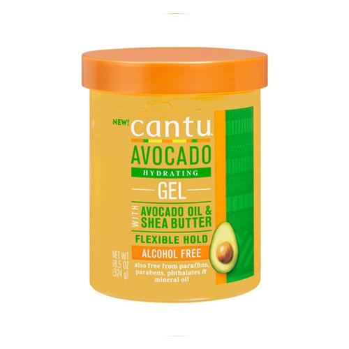Cantu Beauty Cantu Beauty Avocado Hydrating Styling Gel