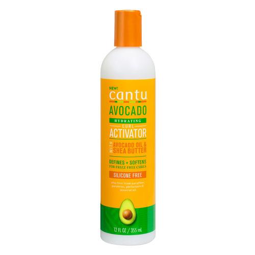 Cantu Beauty Cantu Beauty Avocado Hydrating Curl Activator Cream