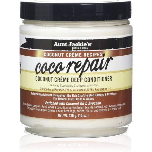 Aunt Jackie's Curls & Coils Aunt Jackie's Coco Repair – Deep Conditioner