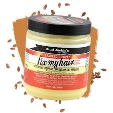 Aunt Jackie's Curls & Coils Aunt Jackie's Fix My Hair – Intensive Repair Conditioning Masque