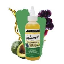 Aunt Jackie's Curls & Coils Aunt Jackie's Balance – Grapeseed & Avocado