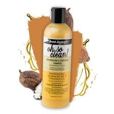 Aunt Jackie's Curls & Coils Aunt Jackie's Oh So Clean – Moisturizing & Softening Shampoo