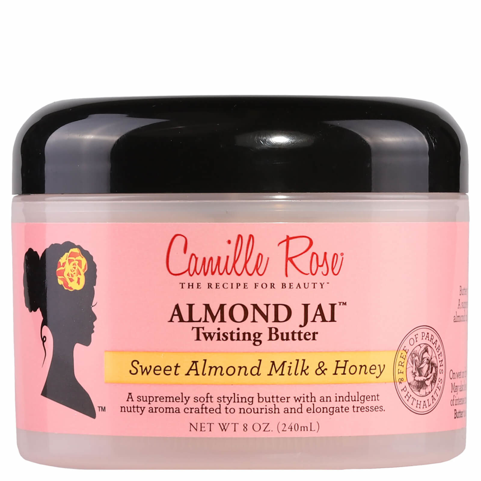 Camille Rose Camille Rose ALMOND JAI TWISTING BUTTER