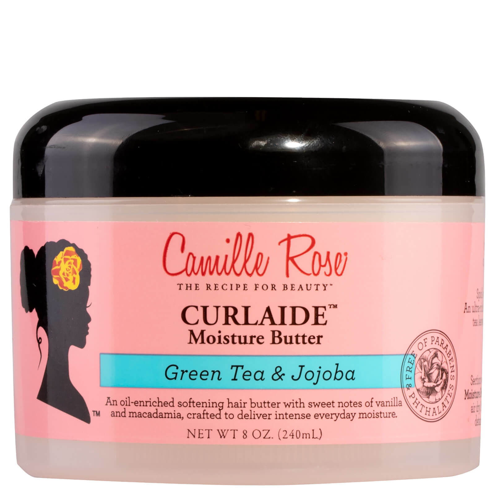 Camille Rose Camille Rose CURLAIDE MOISTURE BUTTER 8oz.