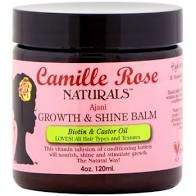 Camille Rose Camille Rose Naturals Ajani Growth and Shine Balm 4 oz