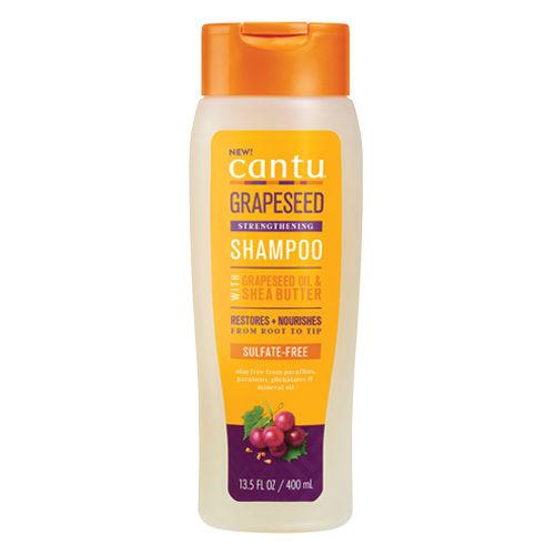 Cantu Beauty Cantu Grapeseed Strengthening Shampoo 400ml