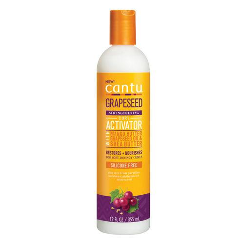 Cantu Beauty Cantu Grapeseed Curl Activator Cream (340g)