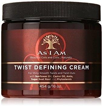 As I Am® AS I AM® Twist Defining Cream 454 g/ 16 oz.