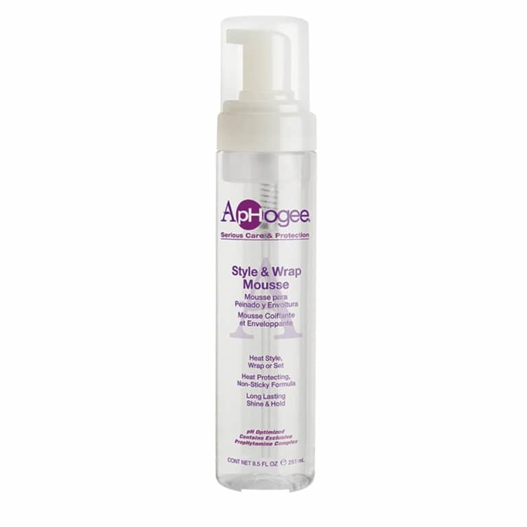 ApHogee ApHogee Style & Wrap Mousse 8.5oz.