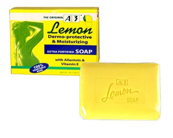 A3 Lemon A3 Lemon Dermo Protective & Moisturizing Soap 100g