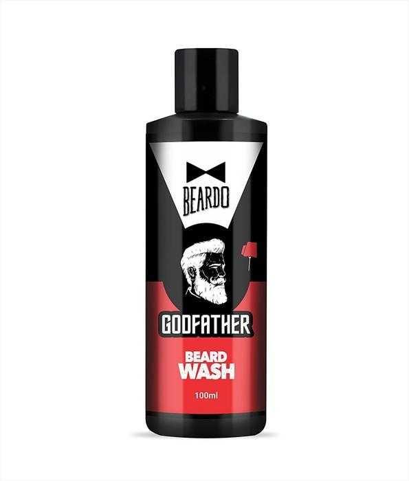 Beardo Beardo Godfather Beard Wash (100ml)