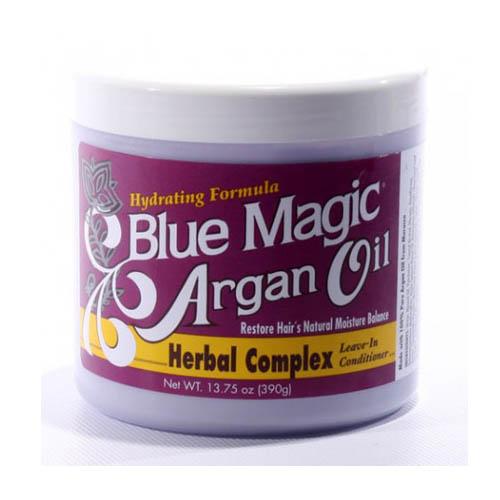 Blue Magic Blue Magic Argan Oil Herbal Complex Leave In Conditioner 340 gr