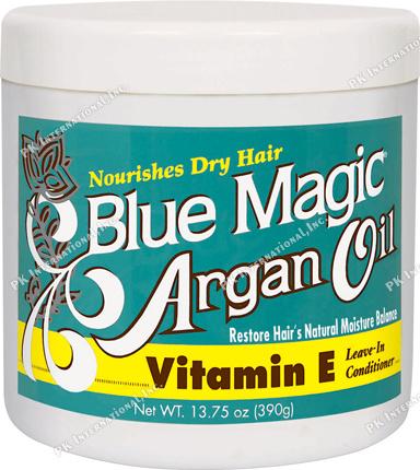 Blue Magic Blue Magic Argan Oil Vitamin E 390 gr