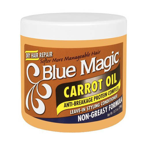 Blue Magic Blue Magic Carrot Oil Leave-in Styling Conditioner 340 gr