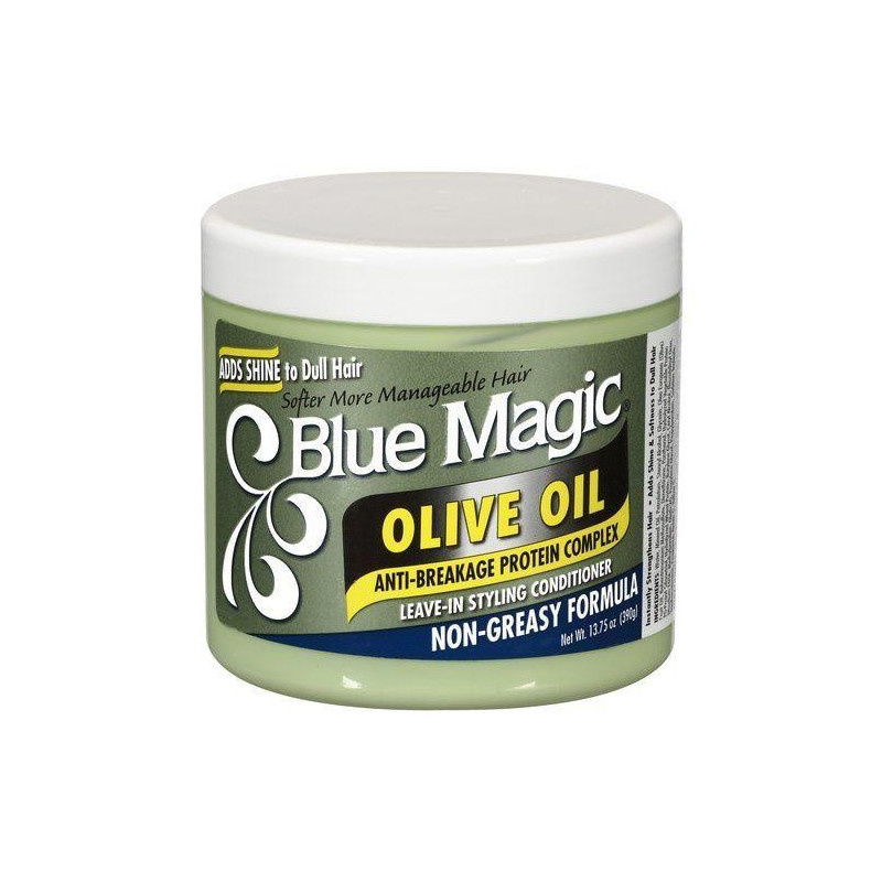 Blue Magic Blue Magic Olive Oil Leave in Styling Conditioner, 340 gr