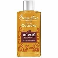 Bien-être Bien Etre Eau de Cologne Thé Ambre Bergamote 250ml