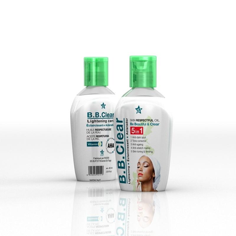 B.B. Clear B.B. Clear Skin Respectful Oil - 60ml