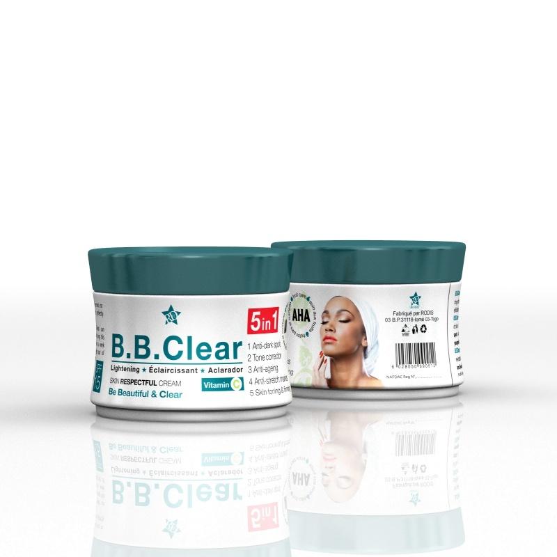 B.B. Clear B.B. Clear cream - 140ml