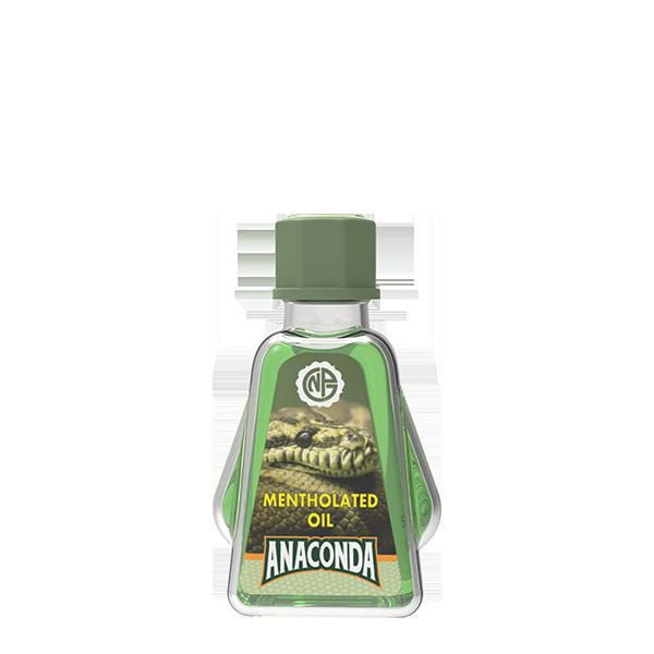 Anaconda Anaconda Mentholated Oil (3ml)