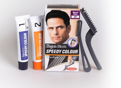 Bigen Bigen Men's Speedy Colour