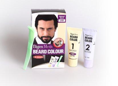 Bigen Bigen Men's Beard Colour