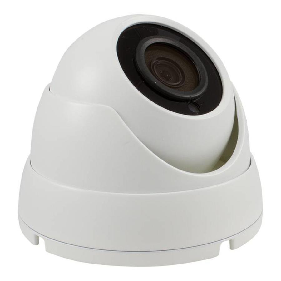 CC-DC1-W - 4-in-1 720p HD camera met BNC - Wit