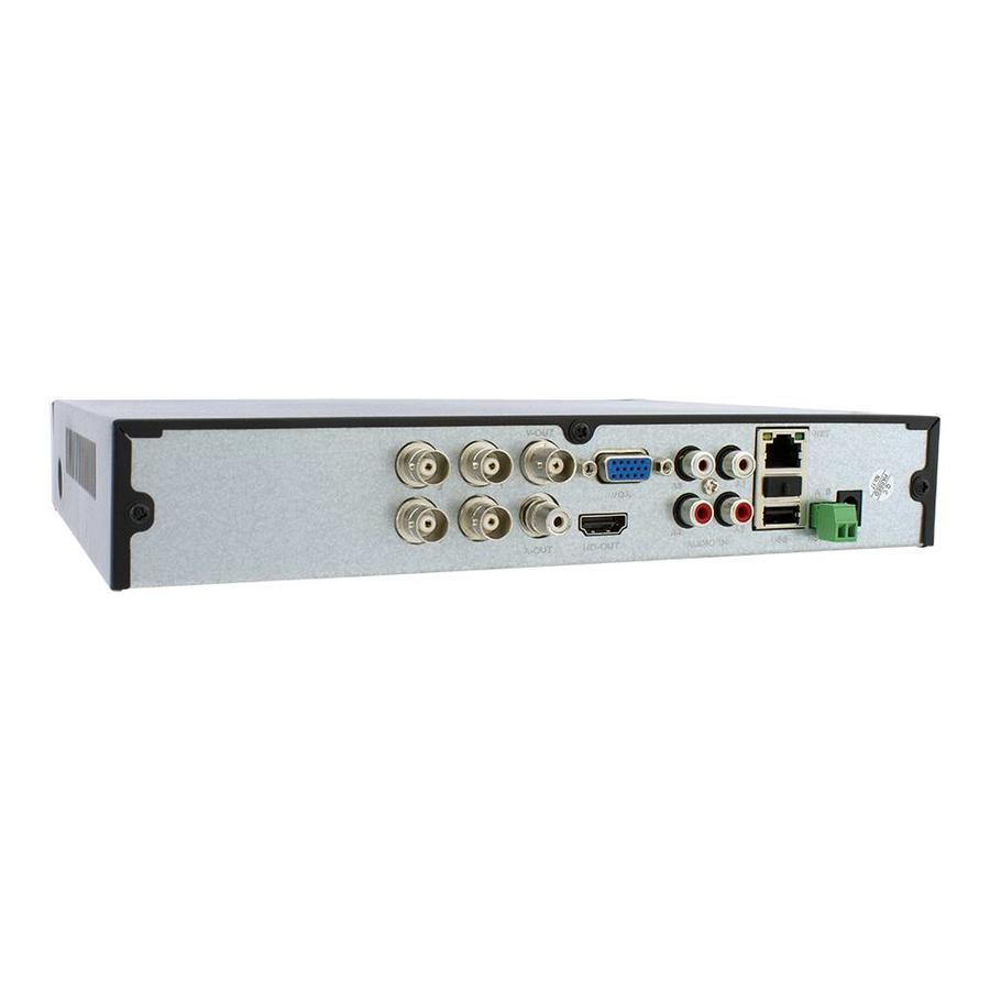 CF-XVR04 - 1080p HD recorder voor 4 camera's