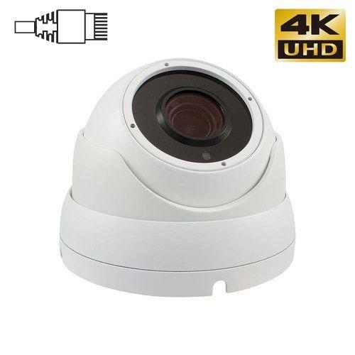 8 MegaPixel IP camera's