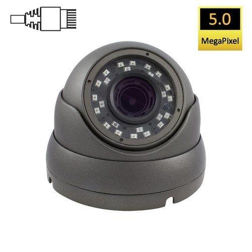 5 MegaPixel IP camera's