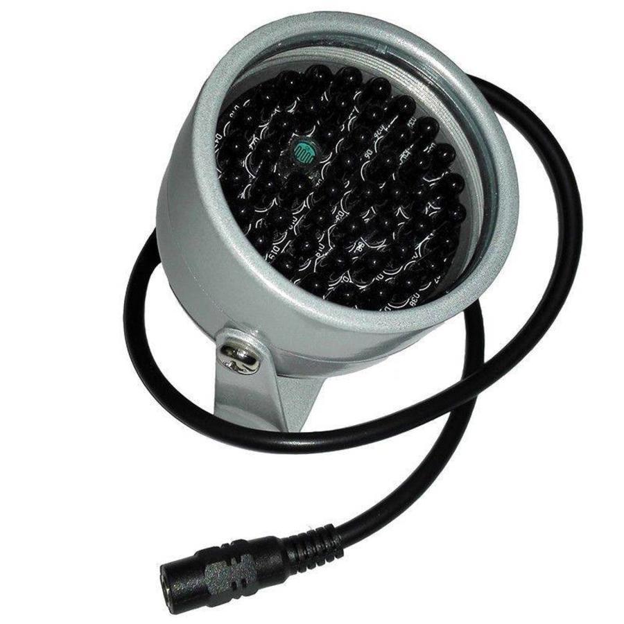 CW-IRS6 - Infrarood lamp tot 10 meter - 940nm