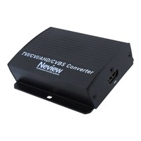 CF-conv - Omvormer van TVI/CVI/AHD/Analoog naar HDMI