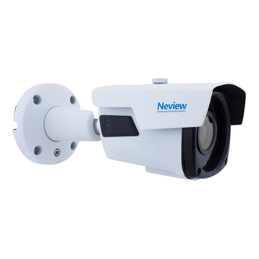 CHD-BA5 - 1080p IP camera met autofocus en PoE