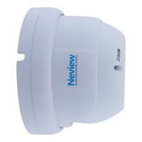 CHD-5MD1-W - 5.0 MegaPixel IP camera met PoE - Wit