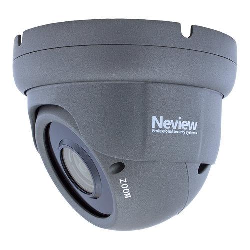 Neview CF-5M-DC2-G - 4-in-1 5 MegaPixel camera met BNC - Grijs