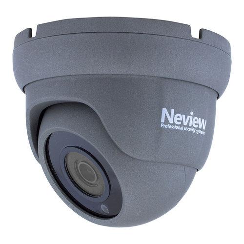 Neview CF-5M-DC1-G - 4-in-1 5 MegaPixel camera met BNC - Grijs