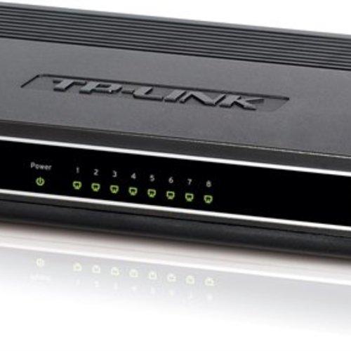 TP-link 8 poort 10/100/1000 Mbit switch