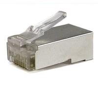 RJ45 krimp connector voor UTP kabel - Shielded