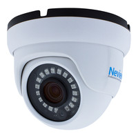 CHD-S02-4KD5-W - Set met recorder en  2x CHD-4K-D5 witte IP camera