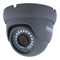 CHD-S04-4KD5-G - Set met recorder en  4x CHD-4KD5 grijze IP camera