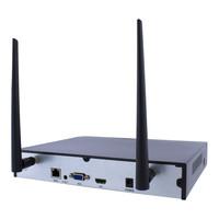 WF-S02-B4 - 2 MegaPixel wifi camera set met 2 camera's