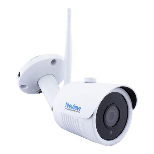 Neview WF-S04-B4 - 2 MegaPixel wifi camera set met 4 camera's