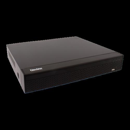 Neview CHD-5M-NVR04-P - NVR voor 4 x 5.0 MP IP camera's | 4 x PoE